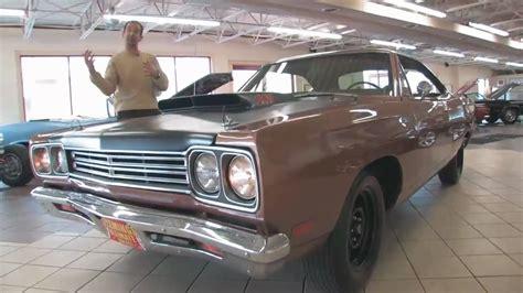 1969 plymouth roadrunner tony flemings ultimate garage