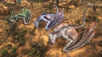 ark survival evolved dino dossier wyvern survivethis