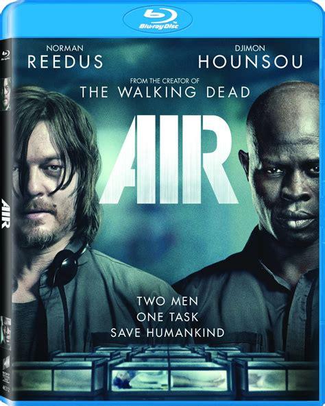 film blu ray robert kirkman produced air blu ray dvd release details
