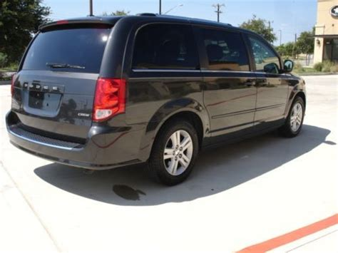 2011 Dodge Grand Caravan Passenger by Purchase Used 2011 Dodge Grand Caravan Crew Mini Passenger