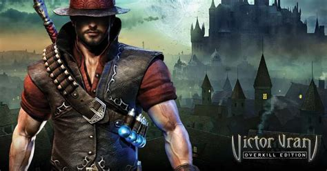 victor vran overkill edition releases on ps4 xbox one