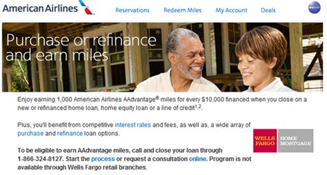 1 000 aadvantage with home loans equity loans and