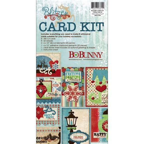 card kit crafts card kits