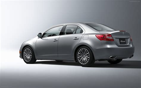 suzuki kizashi 2012 widescreen car wallpapers 08