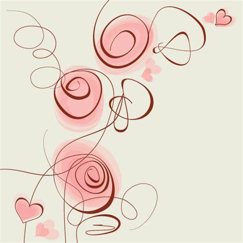 imagenes de rosas vectorizadas palabras clave l 237 neas en forma de coraz 243 n pintado a