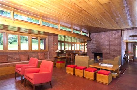 christy house new jersey s oldest and largest frank lloyd wright house listed for 2 2m 6sqft