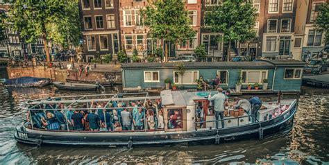 ligplaats plezierboot amsterdam de watermannen events op de amsterdamse grachten