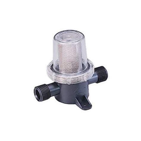 Line Strainer Plumbing by In Line Water Strainer 1 2 Quot Npt