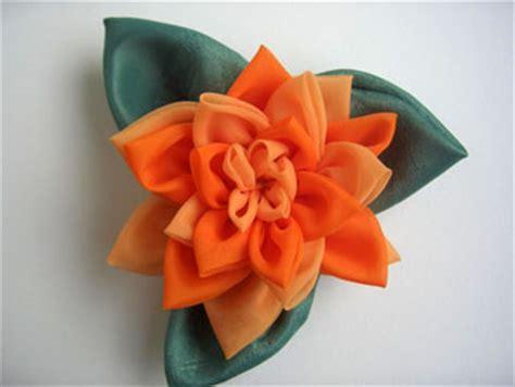 Fleur En Tissu A Faire Soi Meme by Fleurs En Tissus 224 Faire Soi M 234 Me