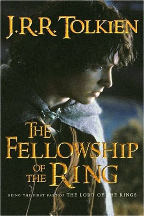 the ring books the fellowship of the ring by j r r tolkien