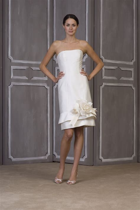 DressyBridal: 5 Cute Short Wedding Dresses for Summer