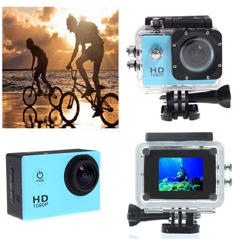 Sports Hd 1080p Waterproof 30m sj4000 1080p 12mp sport dv h 264 waterproof