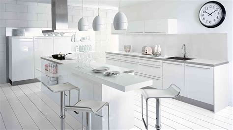 cuisine équipée avec ilot 1397 cuisine decoration sur meuble cuisine meubles de cuisine