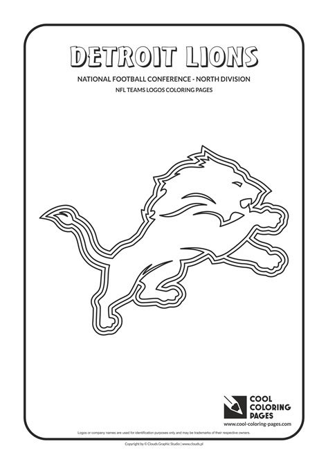 nfl coloring pages cool coloring pages nfl teams logos coloring pages cool