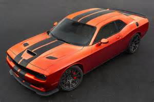 challenger colors dodge modernizes classic go mango color for 2016