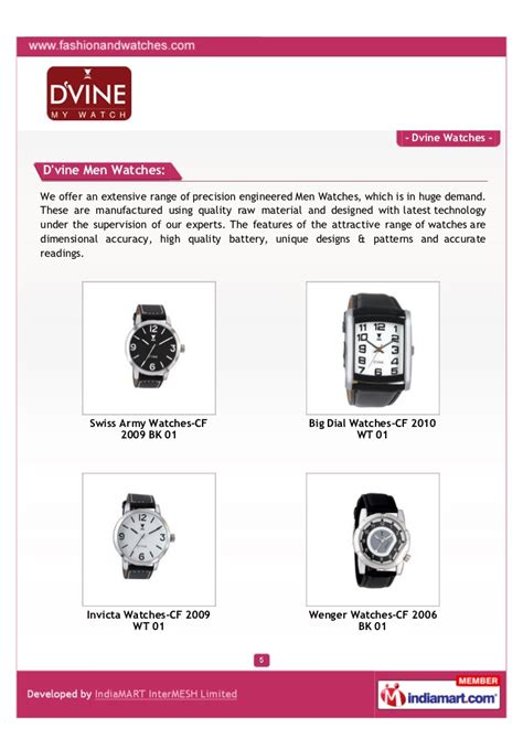 quality pattern works private limited varun watches private limited delhi dvine watches