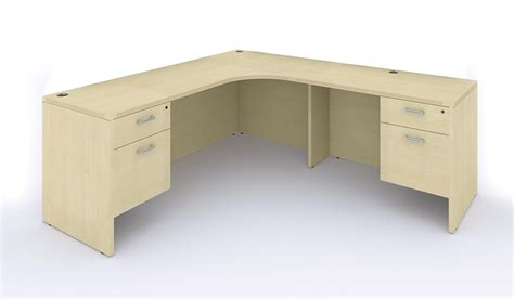 Corner Desk Maple Maple Corner Desk Maple Corner Desk Icarus Office Furniture Maple 1800mm Radial Corner Desk