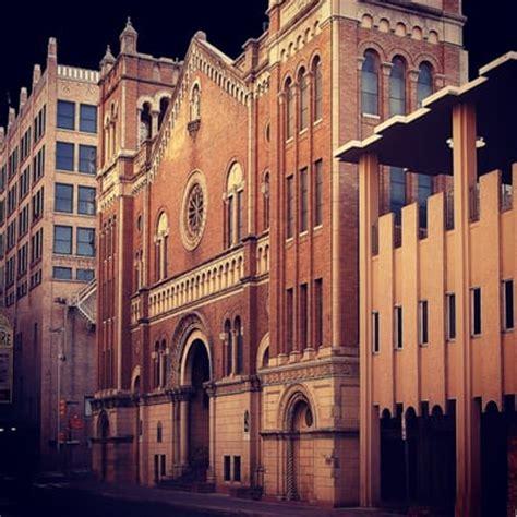rubber sts san antonio st s catholic church downtown san antonio tx