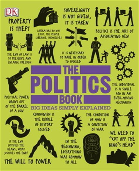 politics books the politics book by sam atkinson reviews discussion