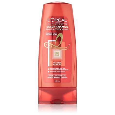 Shoo Loreal 330ml loreal expertise hair color l oreal hair expertise color radiance conditioner