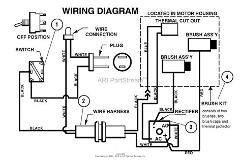 wiring diagram murray mower mower electrical