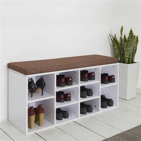shoe seat bench best 25 wooden shoe storage ideas on pinterest shoe shelf diy heavy duty storage