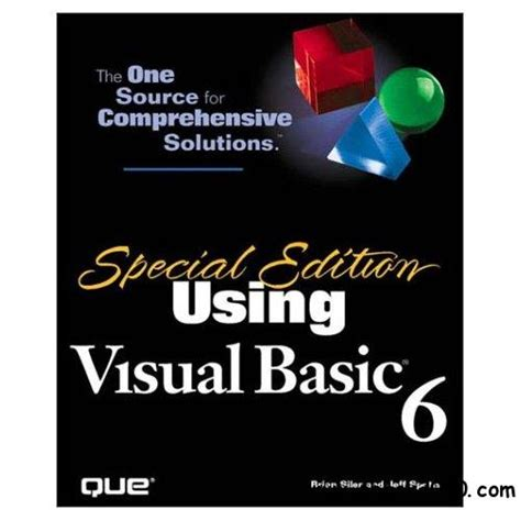 reference book for visual basic special edition using visual basic 6 free ebooks