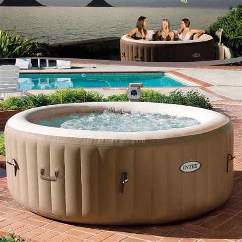 bathtub swimming pool intex 128404 whirlpool spa 216 196x71cm pool bathtub jacuzzi