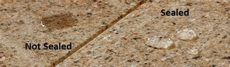 Should Granite Countertops Be Sealed by Care Maintenance Of Granite Worksurfaces