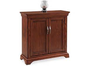 leick furniture home office cabinet stand with