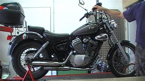 Motorrad Teile Yamaha by Yamaha Xv 125 H Virago Motorrad Teile Youtube