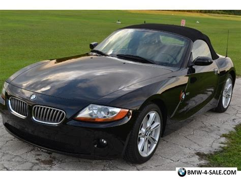 bmw 2003 for sale 2003 bmw z4 3 0i for sale in united states