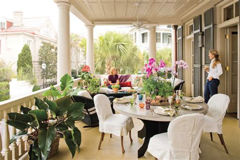 charleston south carolina decorating ideas southern living