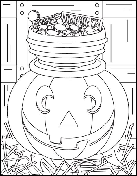 hershey coloring pages printable welcome to the great pumpkin a family tradition for