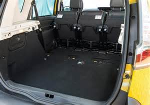 How Many Seats In A Renault Scenic Car Picker Renault Scenic Xmod Interior Images