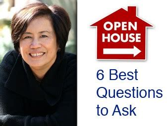 Questions To Ask At An Open House by The Six Best Questions To Ask At Open House Toot