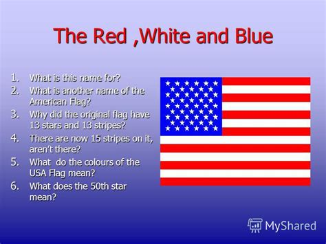what does a star on a house mean презентация на тему quot the usa интегрированный урок