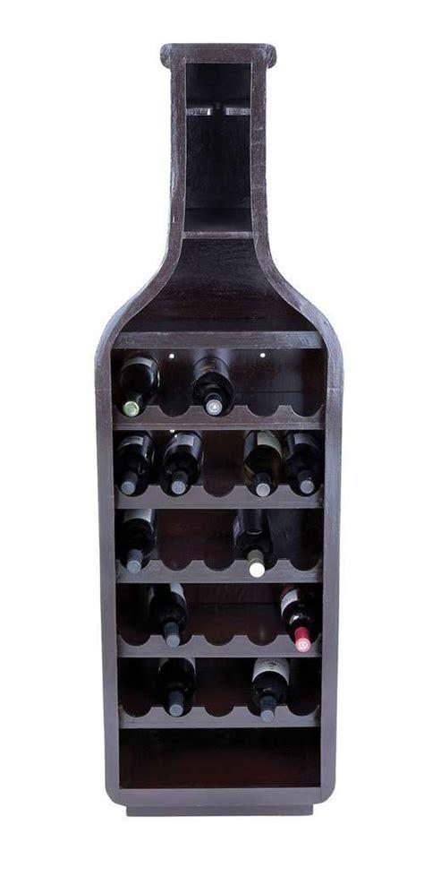 Wine Bottle Shaped Wine Rack wine bottle shaped wine rack stuff for the house