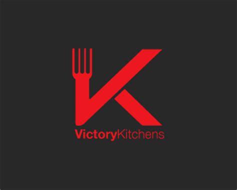 kitchen logo design victory kitchens designed by jacedesign brandcrowd