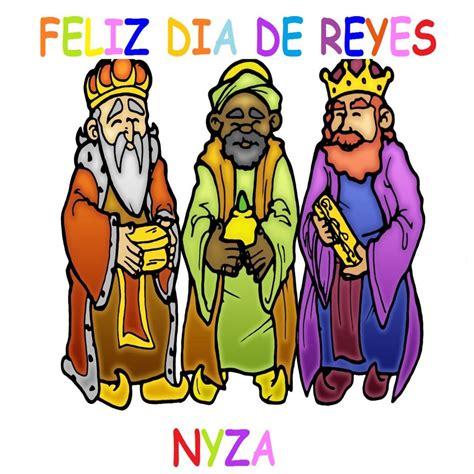 imagenes de reyes magos para whats reyes magos dibujos color