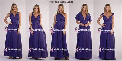 eight way twist and wrap dresses style u101 eight way twist and wrap bridesmaid dress style u101