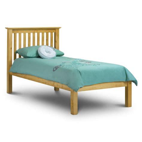 3ft single bed julian bowen barcelona 90cm 3ft single bed lfe bar003