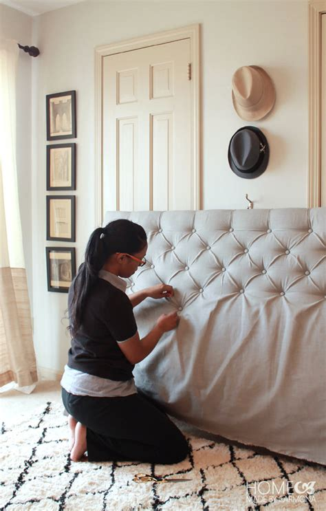 How To Reupholster A Headboard how to reupholster almost anything decorating your