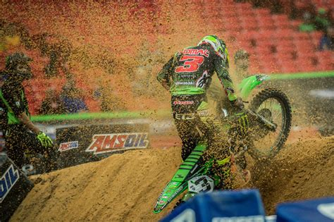 action motocross best qualifying shots atlanta supercross
