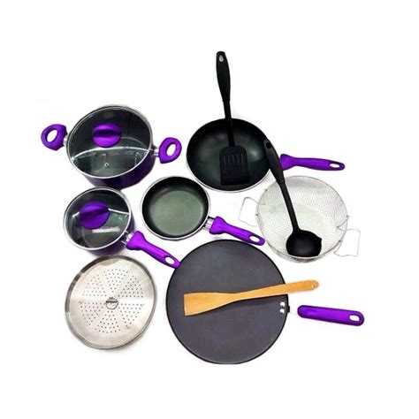Teflon Set Supra jual supra rosemary cookware set panci 12 pcs