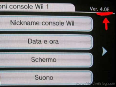 giardini wii power to your wii wii mode guida in italiano fornita da