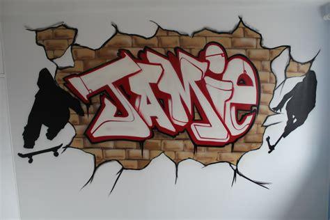 graffiti name on bedroom wall brick wall graffiti bedrooms graffiti press