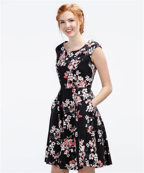 Dress Pink Blossom Anak 6f9e9fcd8c36ff3096114640aaac4e15silk aline