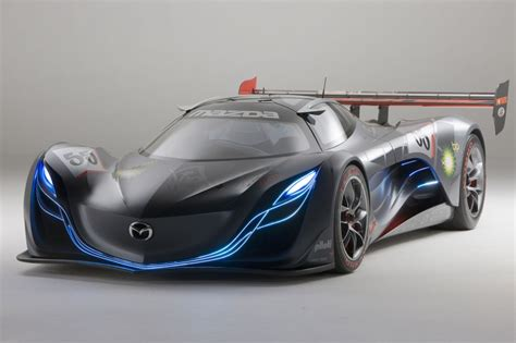 mazda supercar specification price and wallpaper mazda furai the