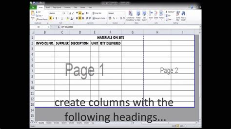 excel format for quantity surveyor use of excel spread sheet by a quantity surveyor for